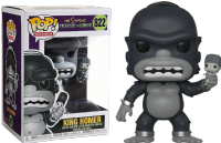 Pop! Television 822 The Simpsons Treehouse of Horror: King Homer